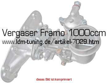 picture of article Carburettor Framo 1000ccm