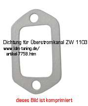 picture of article Sealing fuel duct cover ZW 1103