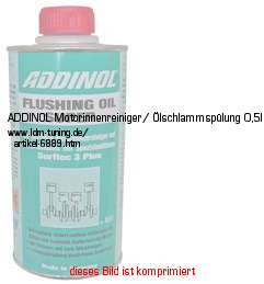 picture of article ADDINOL FLUSHING OIL SUPER, 0,5l