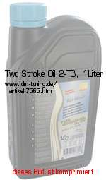 picture of article Two Stroke Oil 2-TB, 1 Liter