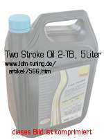 picture of article Two Stroke Oil 2-TB, 5 Liter
