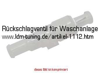 r ckschlagventil f r waschanlage in trabant 601 ersatzteile glasscheiben gummiprofile. Black Bedroom Furniture Sets. Home Design Ideas