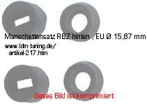 picture of article Ring sleeve, Ø 15,87 mm, rear , EU ( incl. 2 pieces )