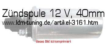 z ndspule 12 v 40mm in wartburg 353 ersatzteile motor. Black Bedroom Furniture Sets. Home Design Ideas