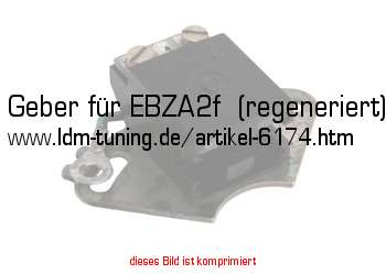 geber f r ebza2f regeneriert in wartburg 353. Black Bedroom Furniture Sets. Home Design Ideas