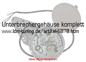 unterbrechergeh use komplett in wartburg 353 ersatzteile. Black Bedroom Furniture Sets. Home Design Ideas