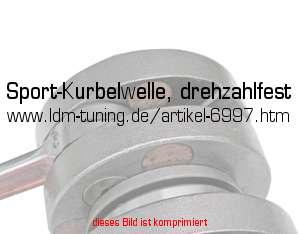 sport kurbelwelle drehzahlfest in wartburg 353. Black Bedroom Furniture Sets. Home Design Ideas