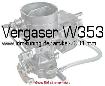 vergaser w353 in wartburg 353 ersatzteile motor. Black Bedroom Furniture Sets. Home Design Ideas